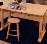 Et hyggeligt lille arbejdsbord (foto travarer.dk)